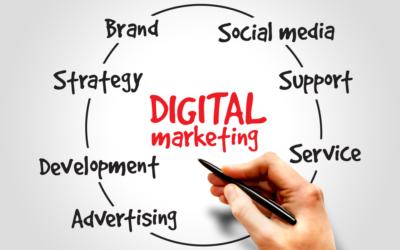 6 Types of Digital Marketing